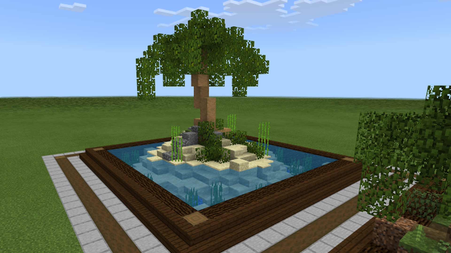 Minecraft Landscaping Ideas As A Build Style