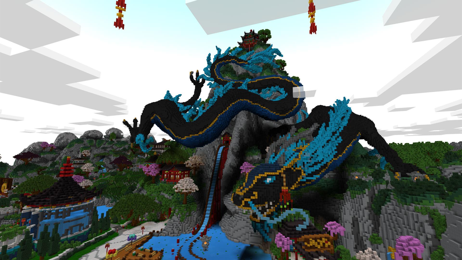 Minecraft Lapis Lagoon