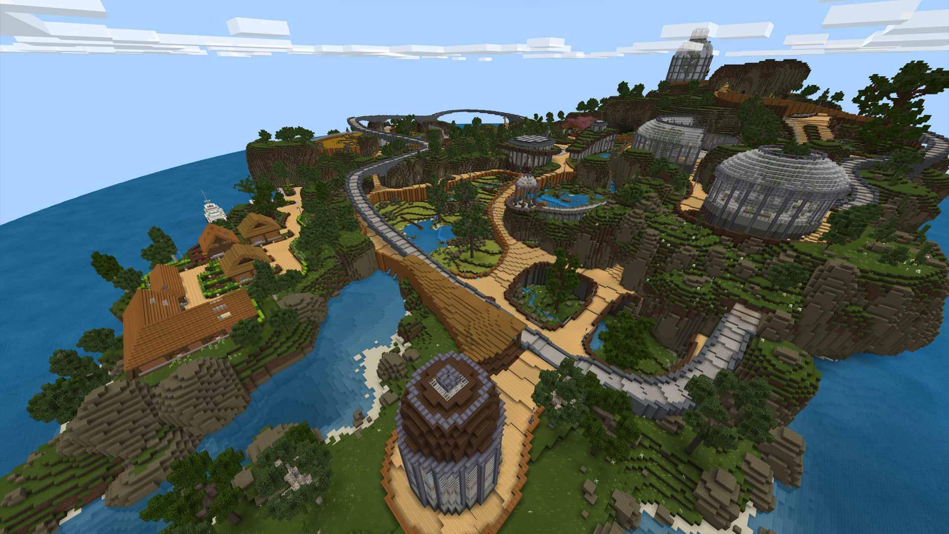 Minecraft Mine Zoo Review - Gamerheadquarters
