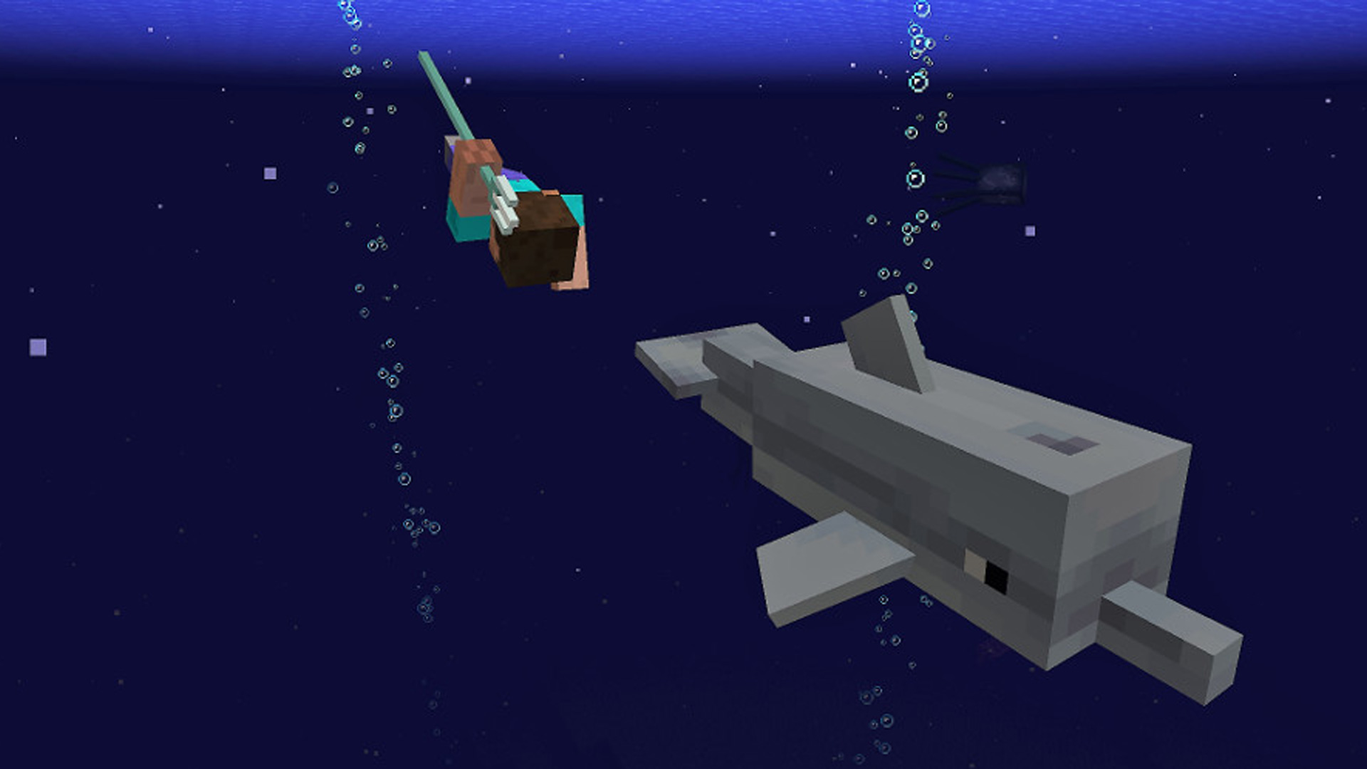 Minecraft Aquatic Seeds