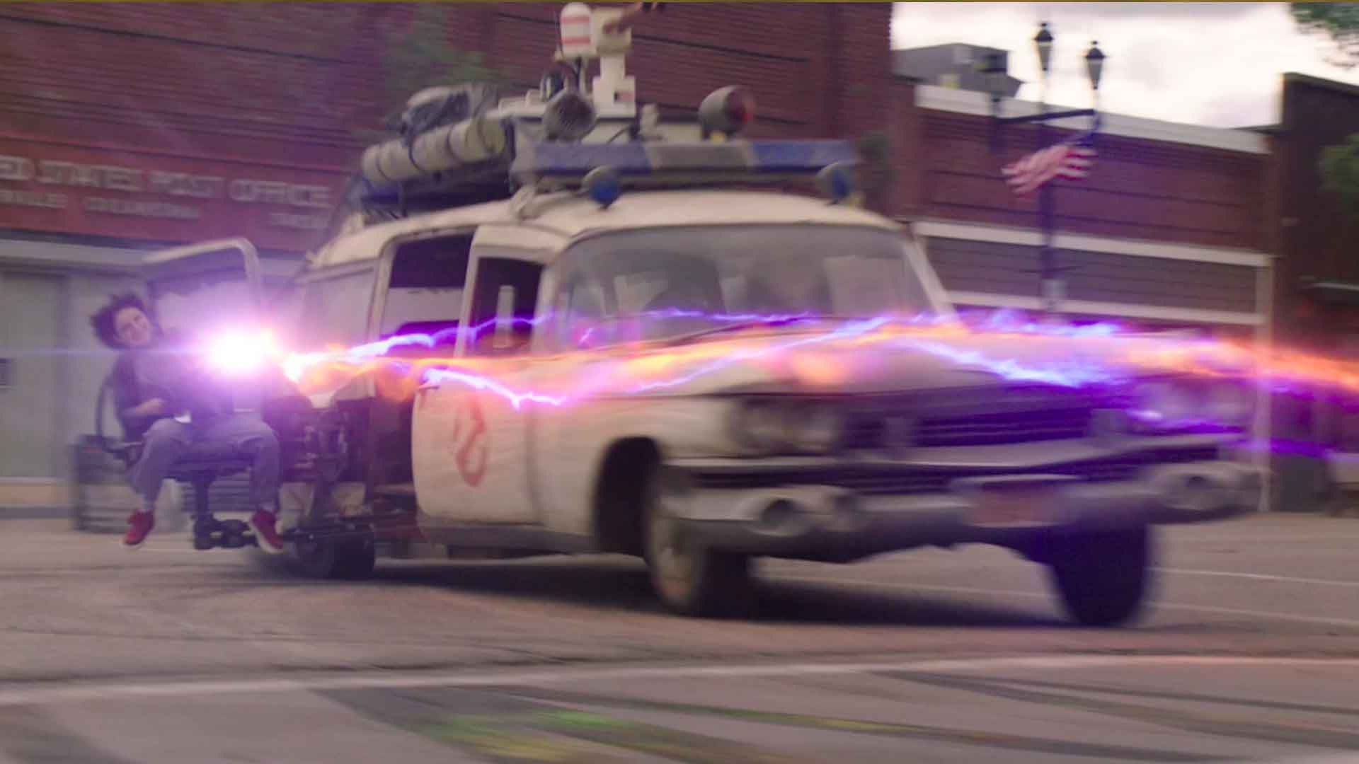 Ghostbusters Afterlife 2020