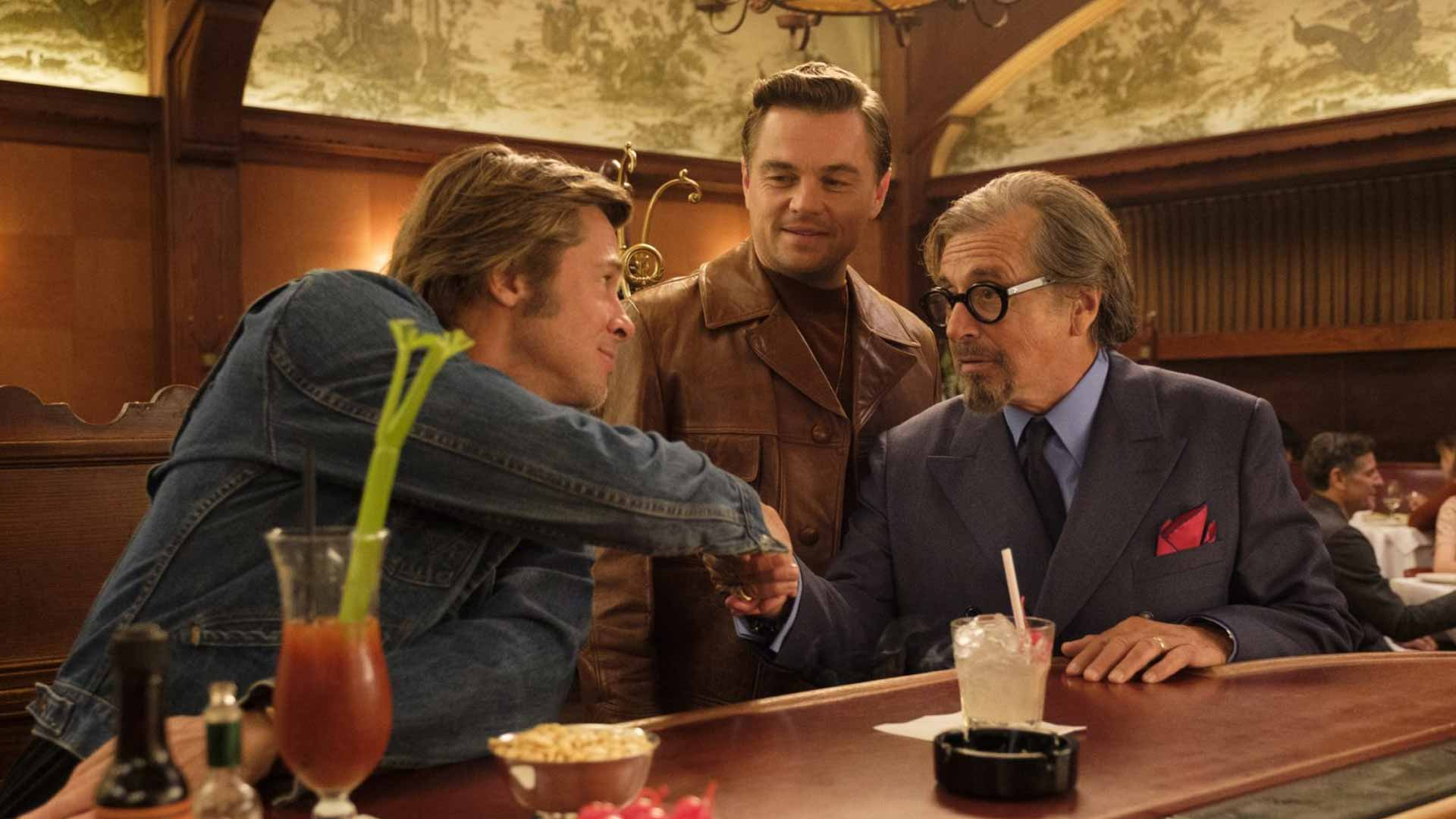 Once Upon A Time In Hollywood Review Gamerheadquarters