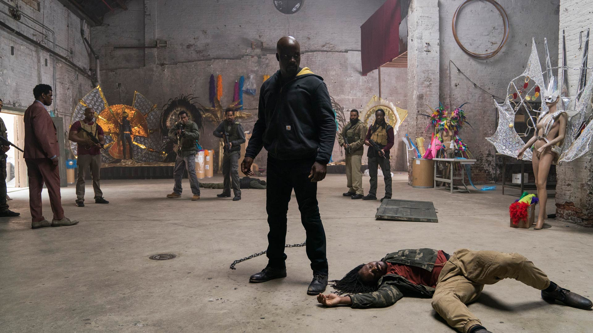 Luke Cage Season 2 Wallpaper