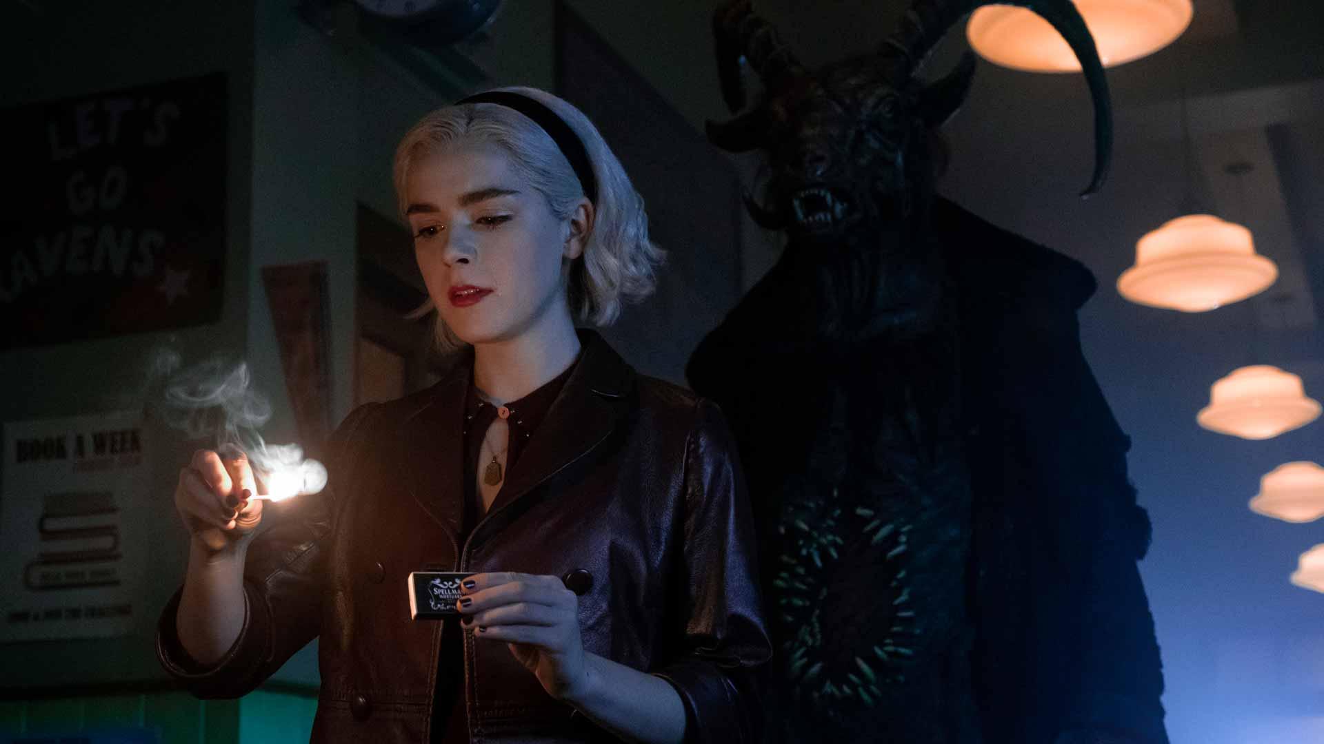Chilling Adventures of Sabrina Part 2 Netflix