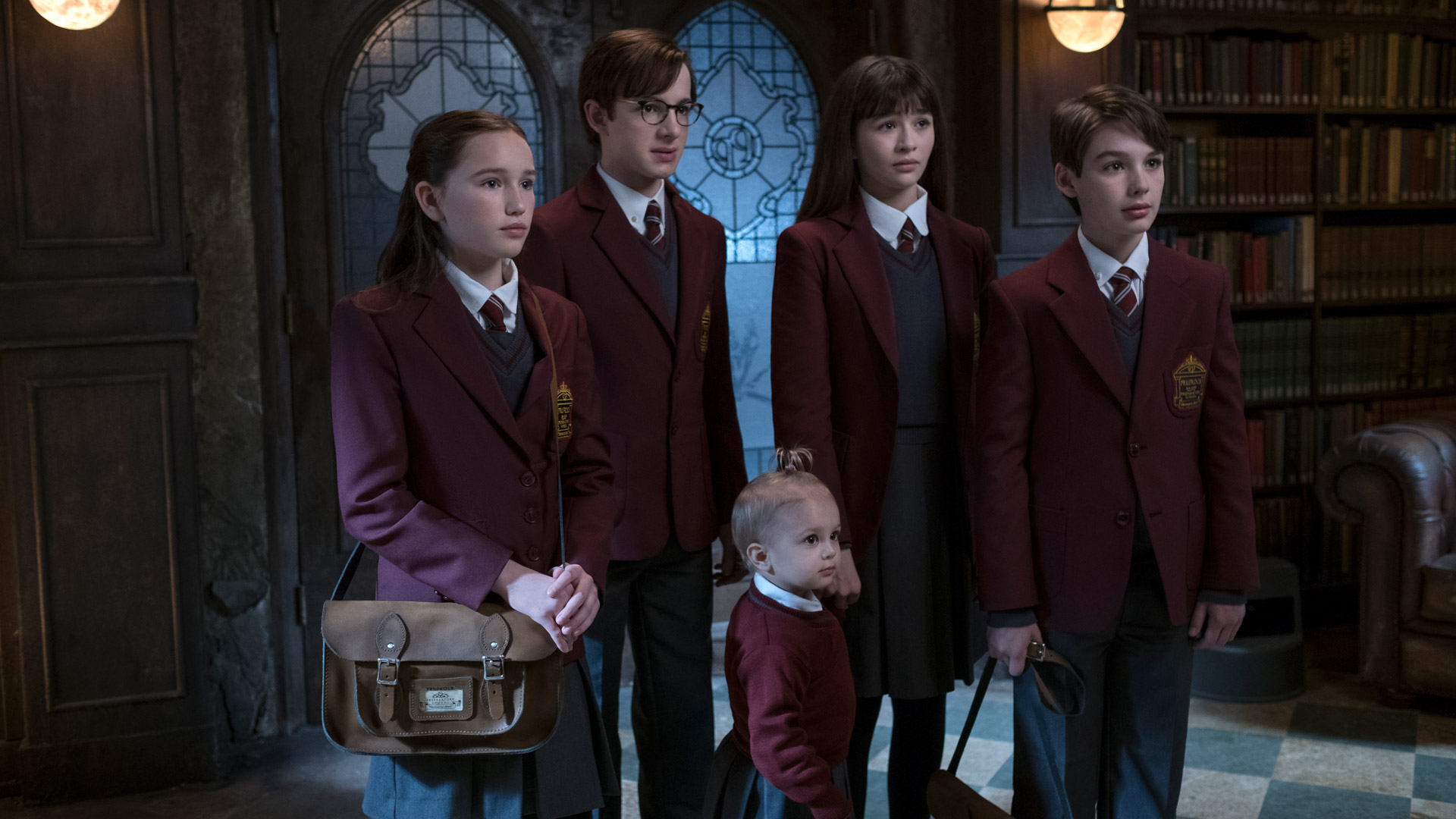 A Series Of Unfortunate Events Season 2 Review Gamerheadquarters