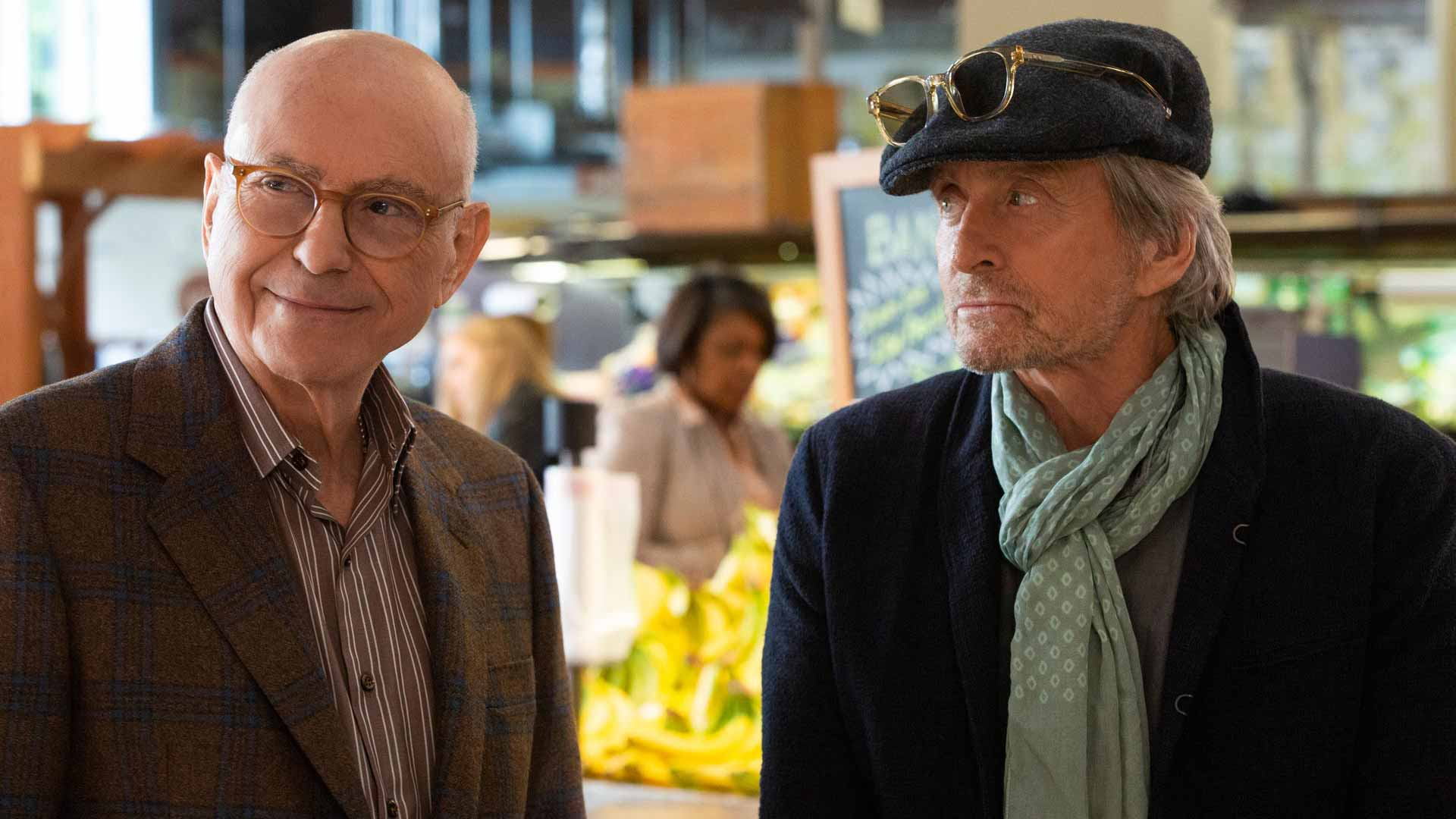 Netflix The Kominsky Method Still