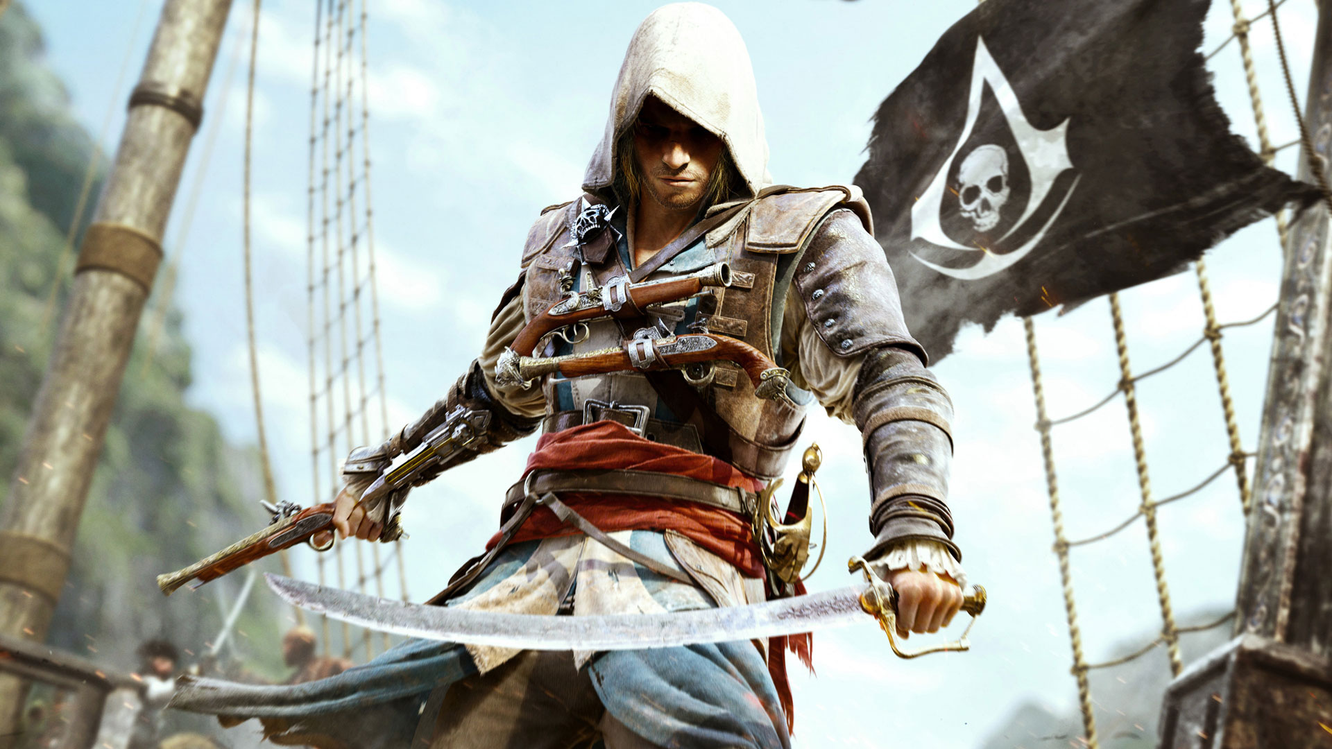 Assassin's Creed IV: Black Flag Xbox One Screenshot