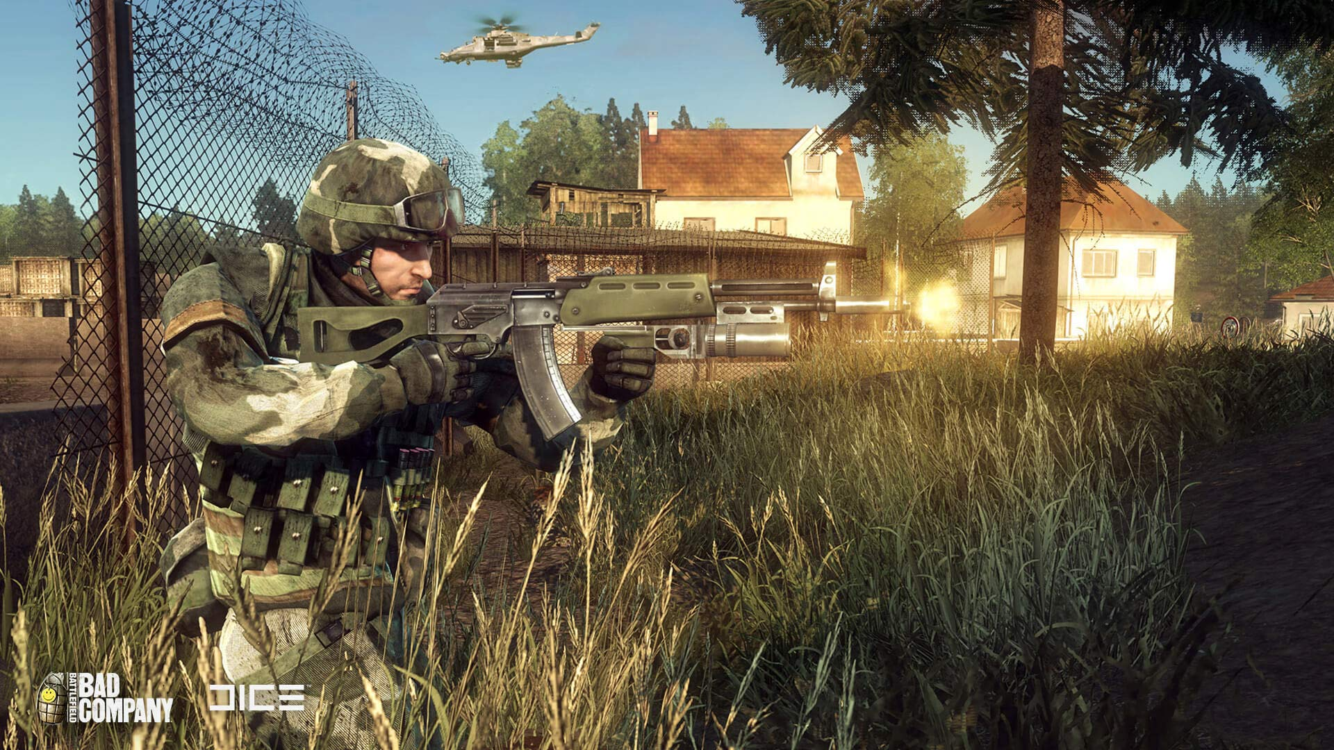 Battlefield Bad Company is now Free on EA Access Screenshot