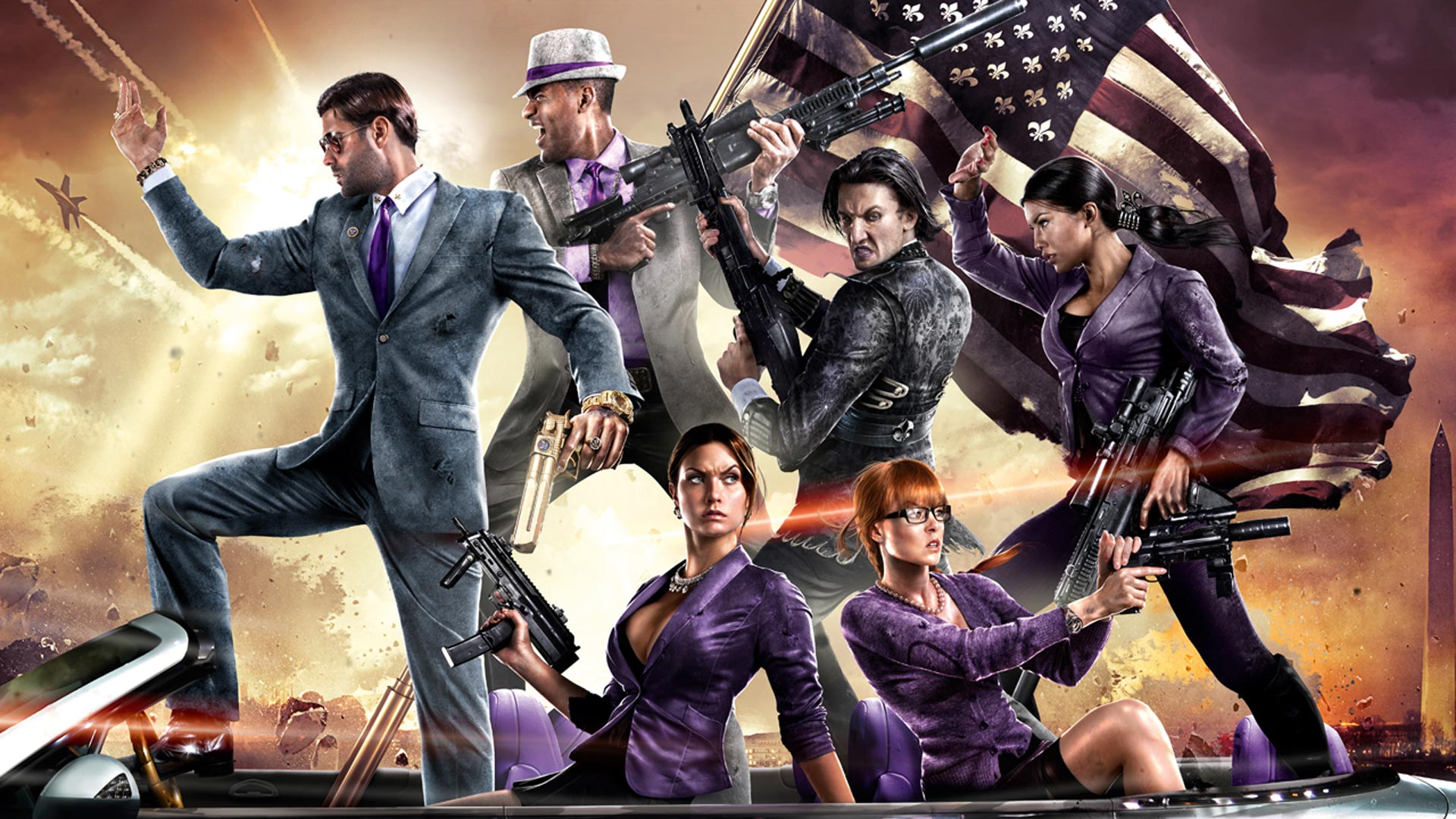 Saints Row 2020 Screenshot