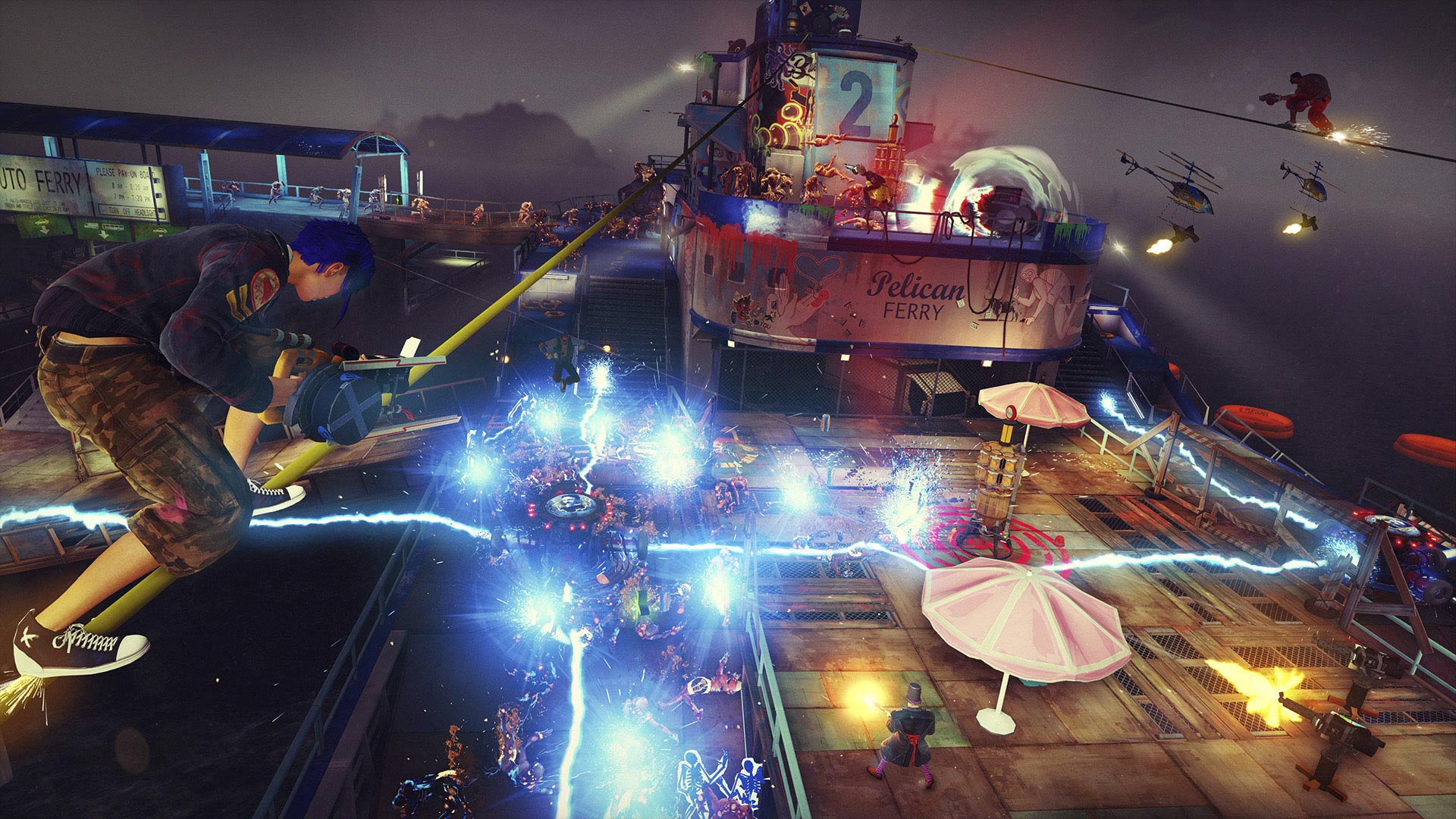 Sunset Overdrive on Windows PC Receives ESRB Rating