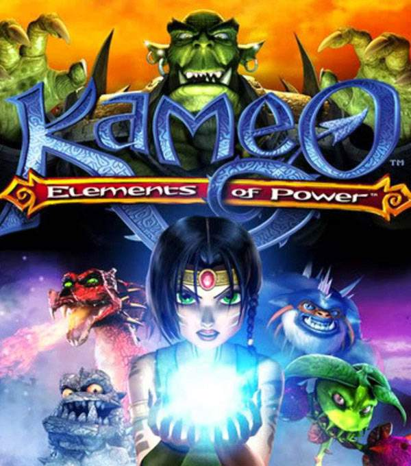 Kameo: Elements of Power Box Art