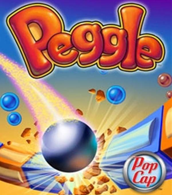 Peggle Box Art