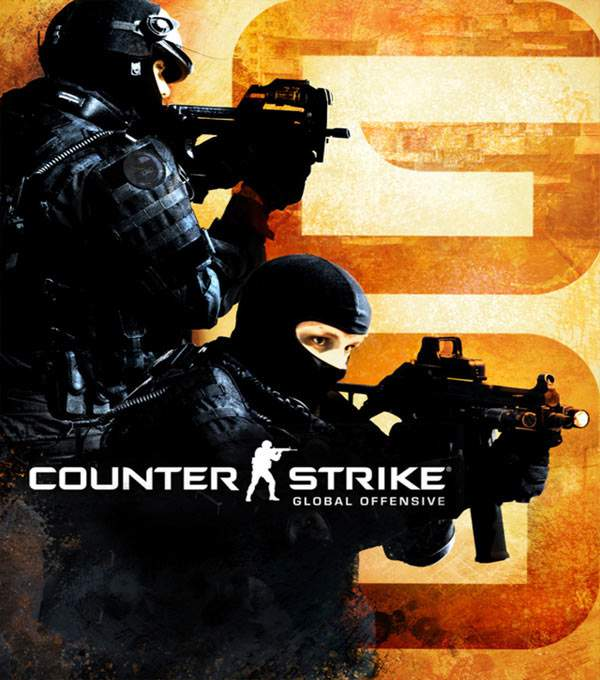 Counter Strike Global Offensive Box Art