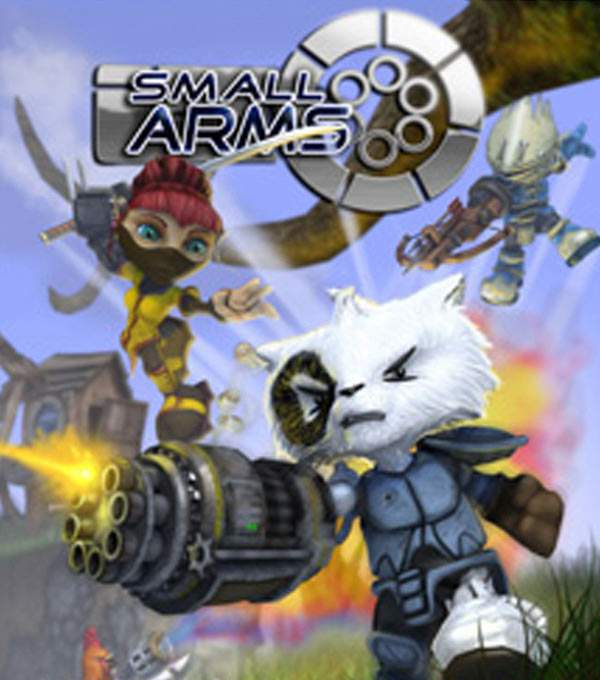 Small Arms Box Art