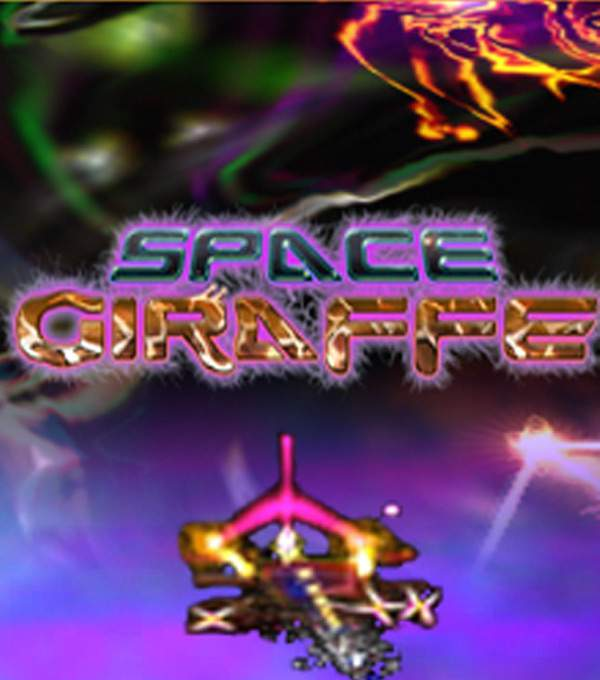 Space Giraffe Box Art