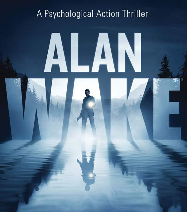 Alan Wake Box Art