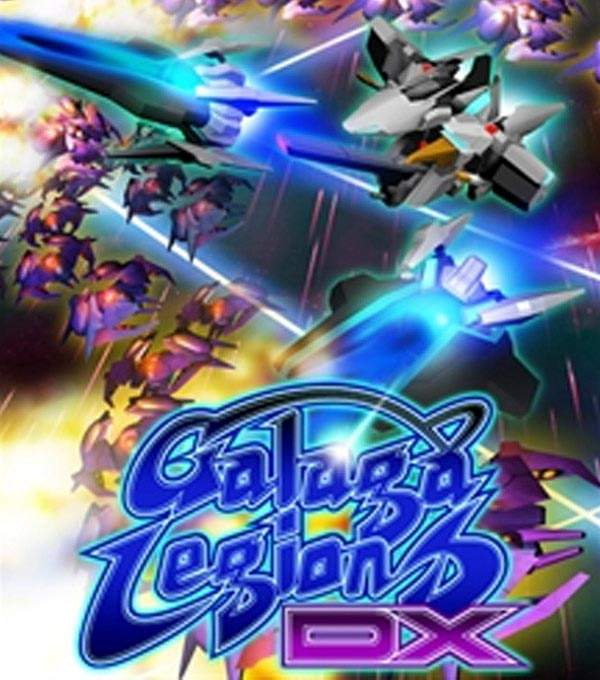 Galaga Legions DX Box Art