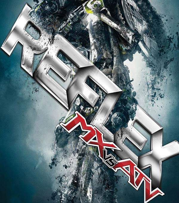 MX vs ATV: Reflex Box Art