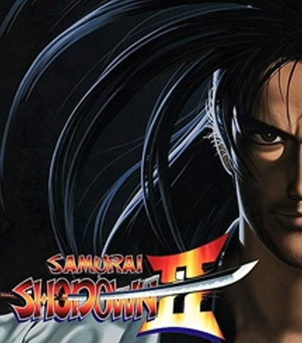 Samurai Showdown 2 Box Art