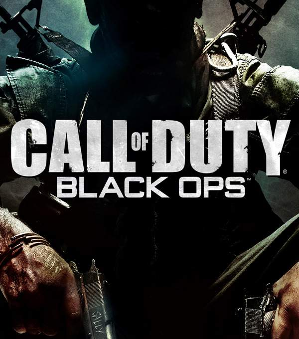 Call of Duty Black Ops Box Art