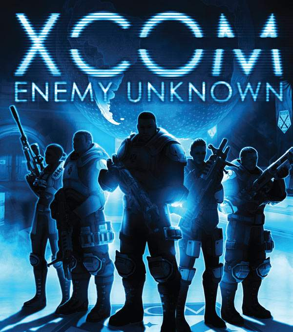 Xcom Enemy Unknown Box Art