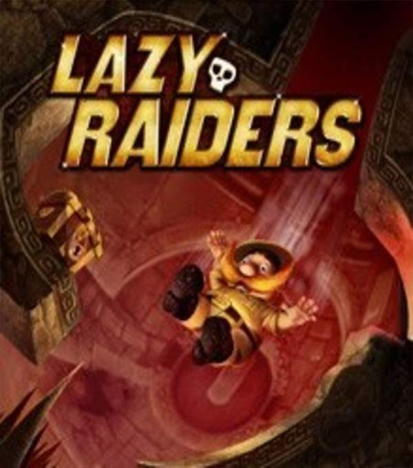 Lazy Raiders Box Art