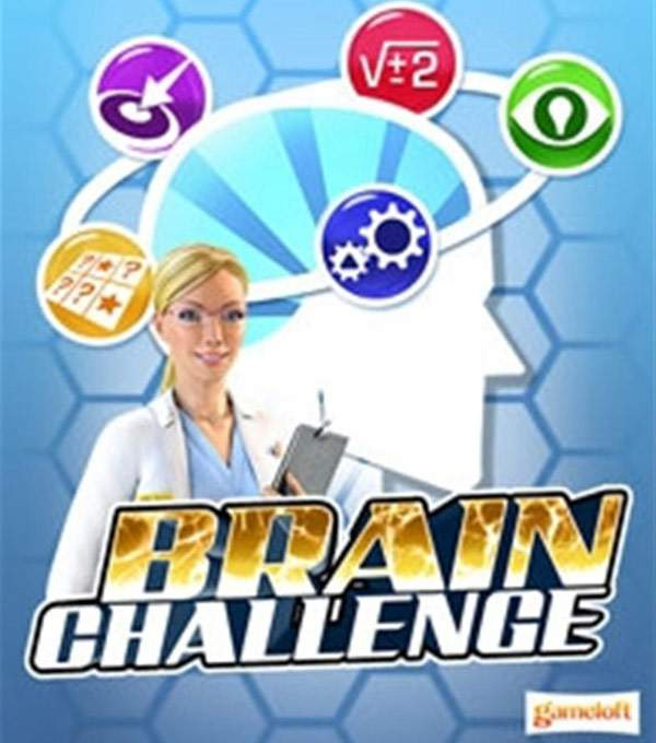 Brain Challenge Box Art