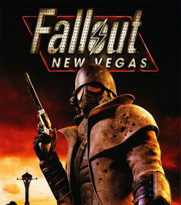 Fallout New Vegas Box Art