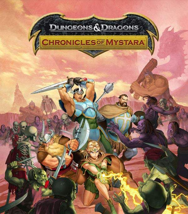D&D Chronicles of Mysteria Box Art