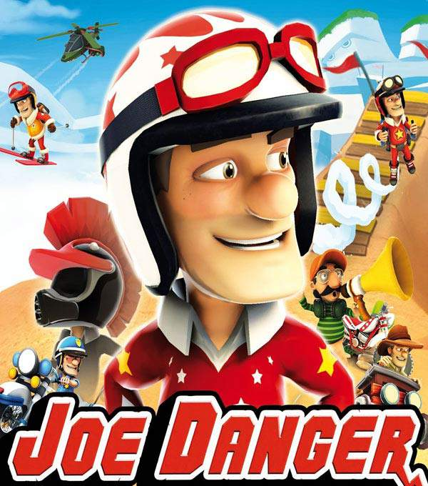 Joe Danger: Special Edition Box Art