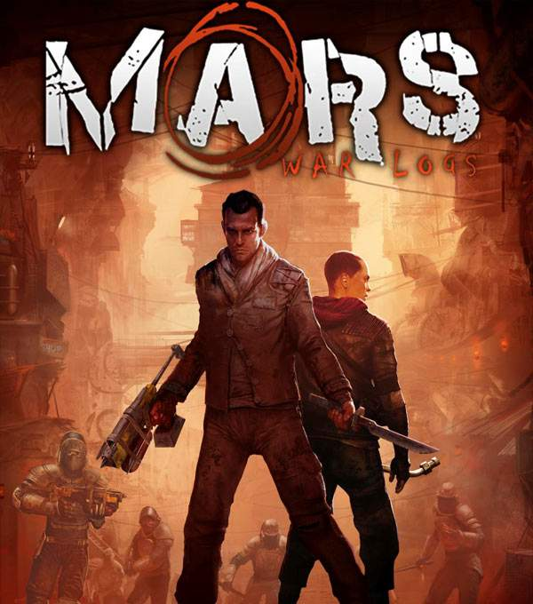 Mars: War Logs Box Art