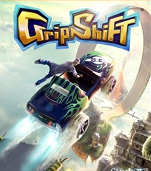 Grip Shift Box Art