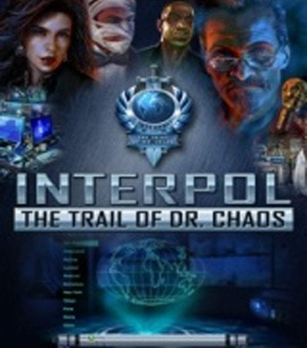Interpol The Trail of Dr Chaos Box Art