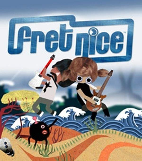 Fret Nice Box Art