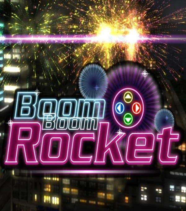 Boom Boom Rocket Box Art