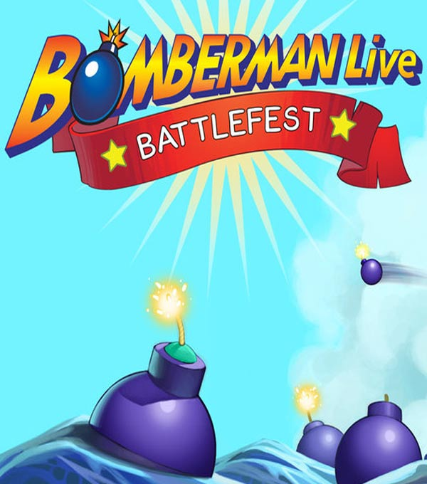 Bomberman Battlefest Box Art