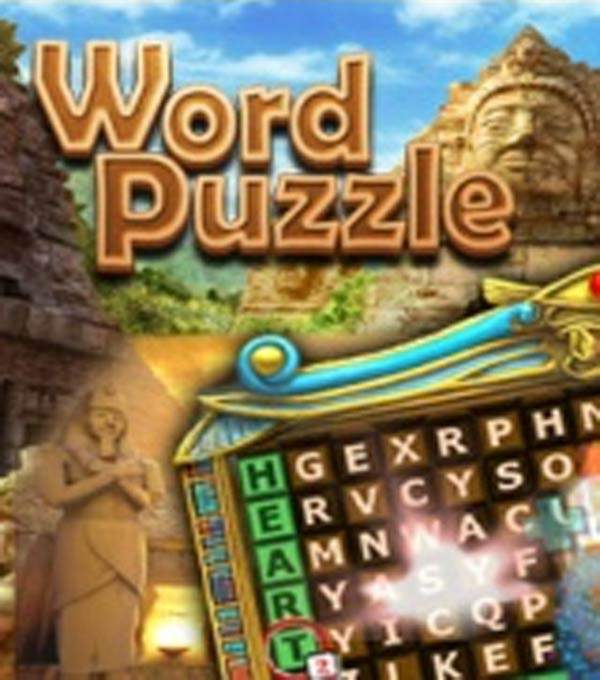 Word Puzzle Box Art