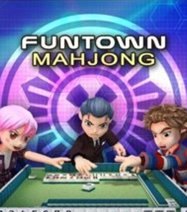 Funtown Mahjong Box Art
