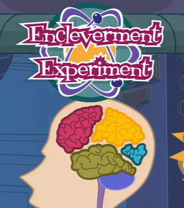 Encleverment Experiment Box Art