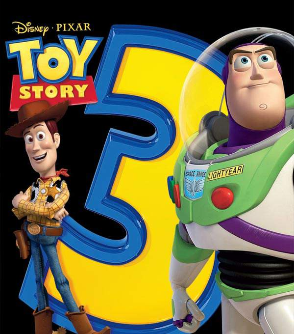 Toy Story 3 Box Art