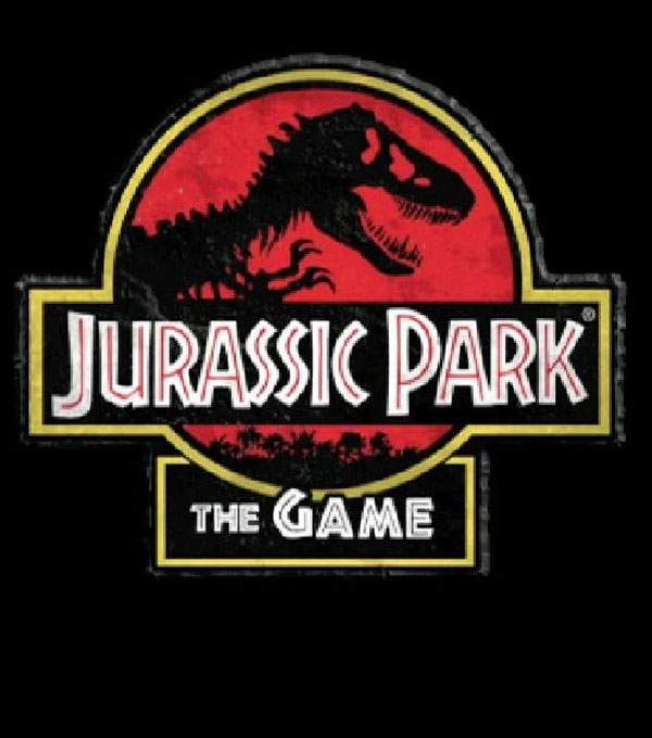 Jurassic Park the Game Box Art
