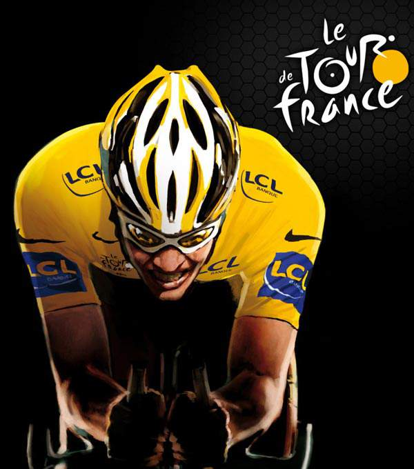 Tour de France 2011 Box Art