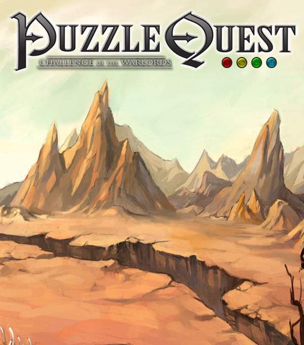 Puzzle Quest Box Art
