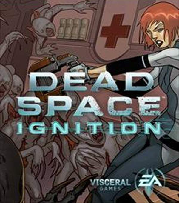 Dead Space: Ignition Box Art