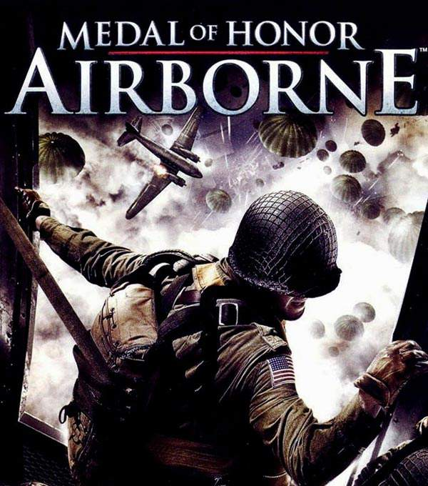 Medal of Honor: Airbourne Box Art