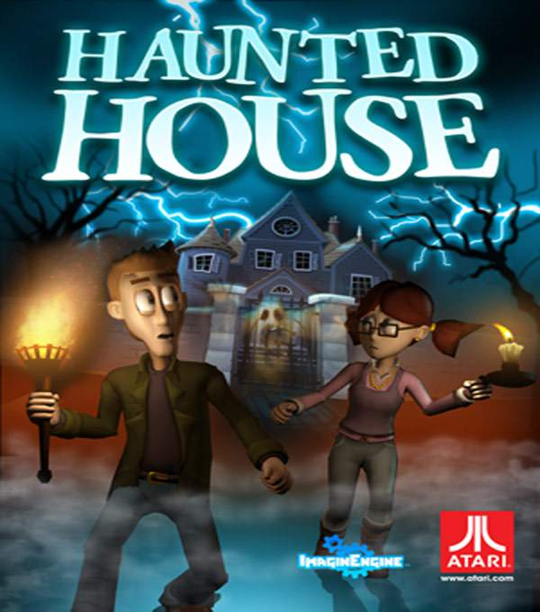 Haunted House Box Art