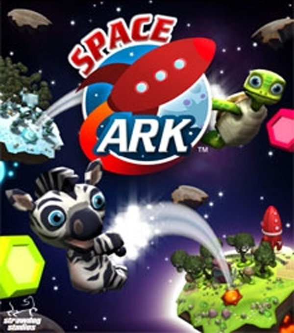 Space Ark Box Art