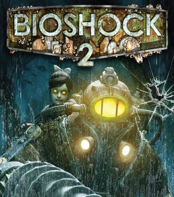 Bioshock 2 Ark Box Art
