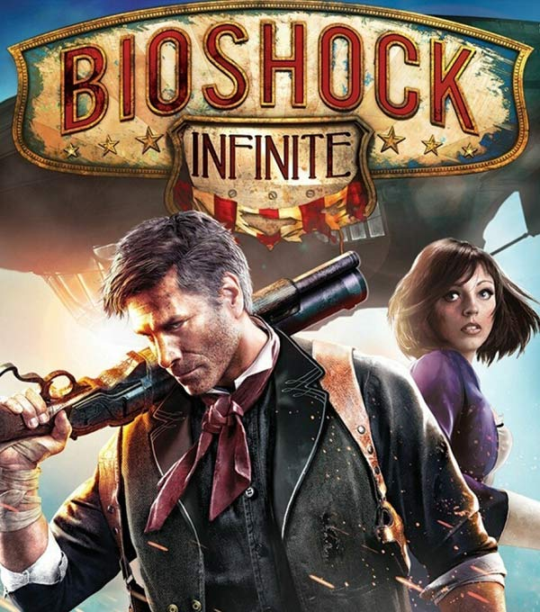 Bioshock: Infinite Box Art