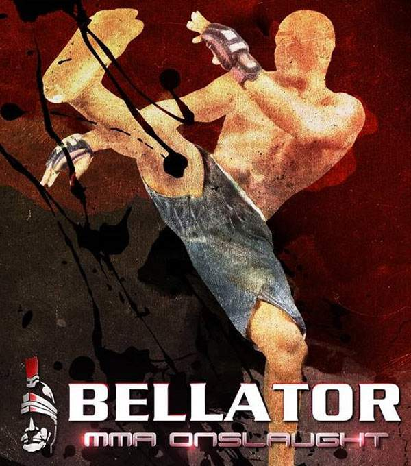 Bellator: MMA Onslaught Box Art